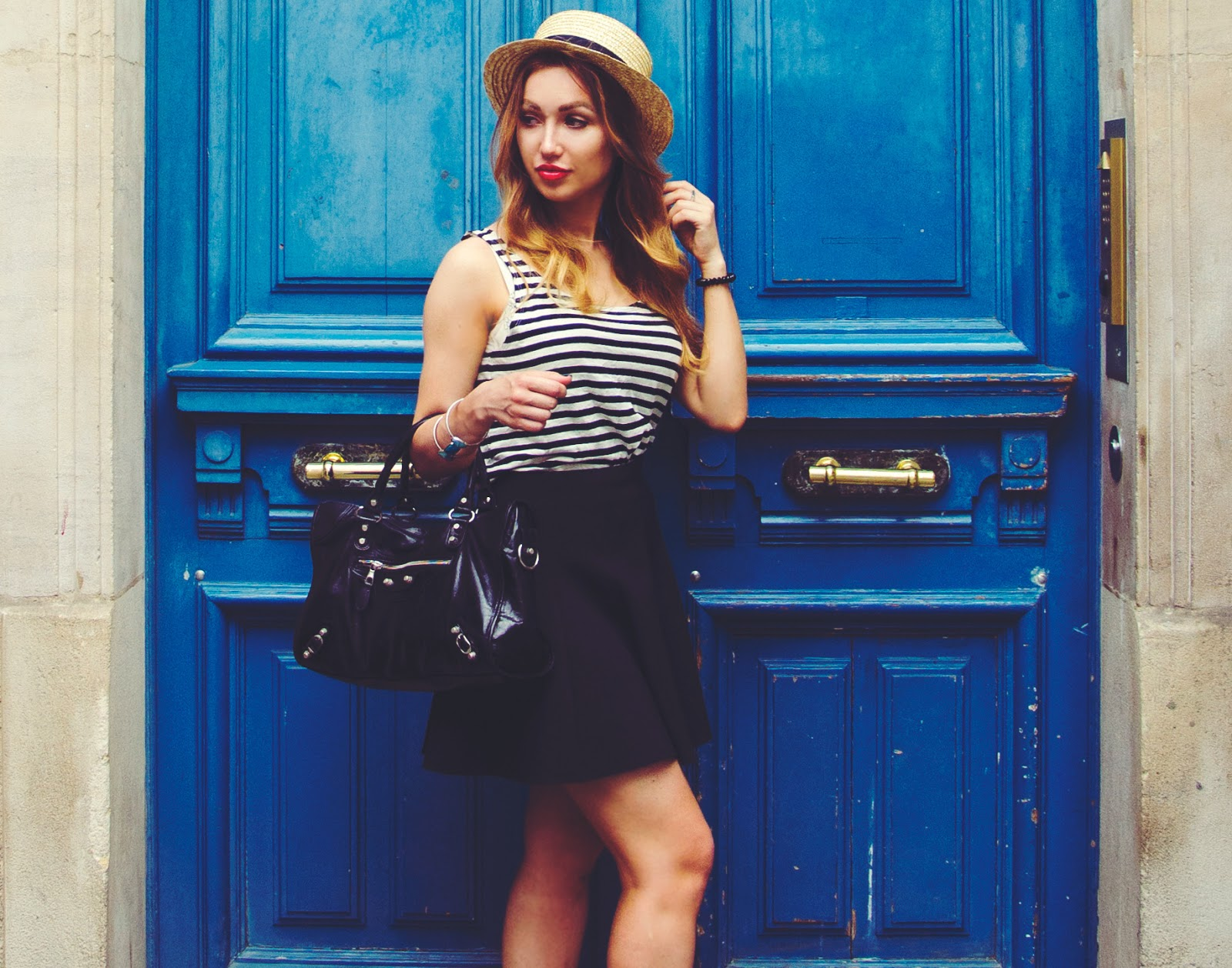 doors in Paris, fashion outfit, top fashion bloggers, russian fashion blogger