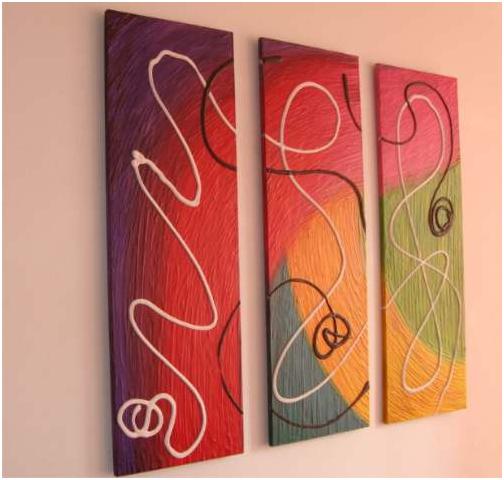 Decor arte kanela - Pinturas de madera ...