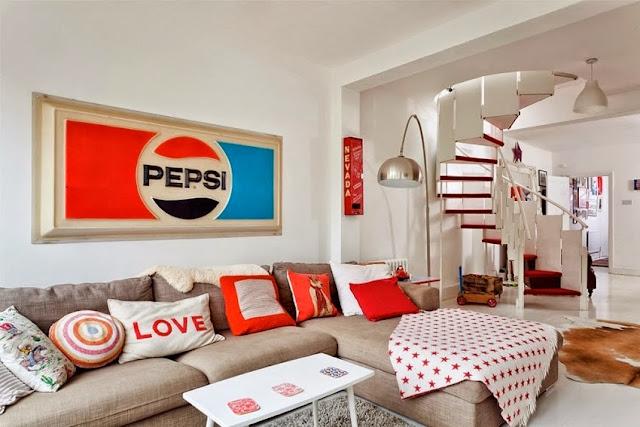 decoração em vermelho, blog achados de decoração