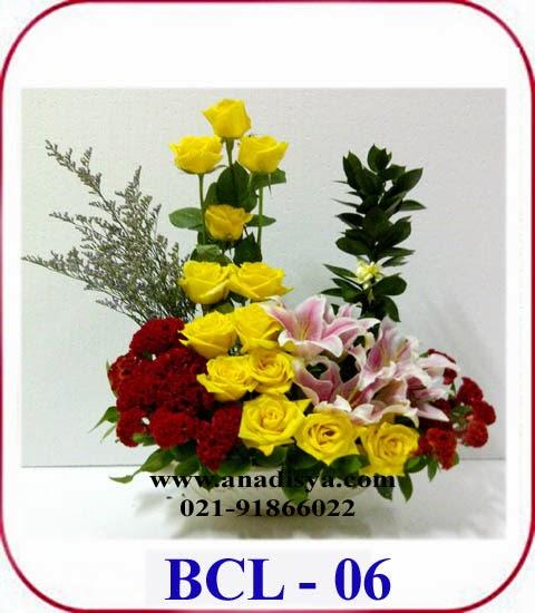 bunga ucapan selamat ulang tahun
