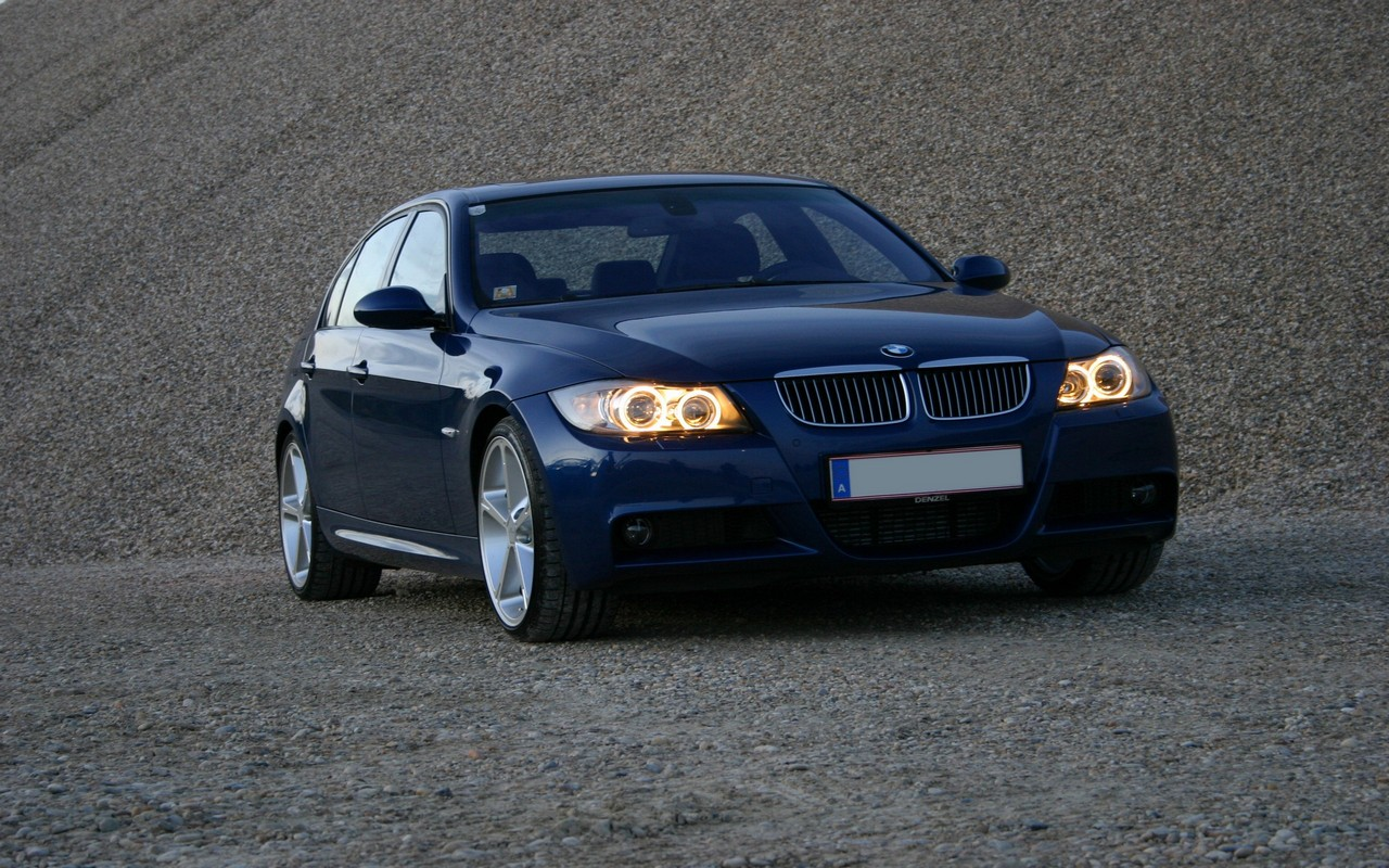 bmw 320d cars wallpapers pictures sporty car