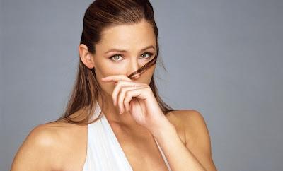 Celebrities eyes wallpaper - Jennifer Garner