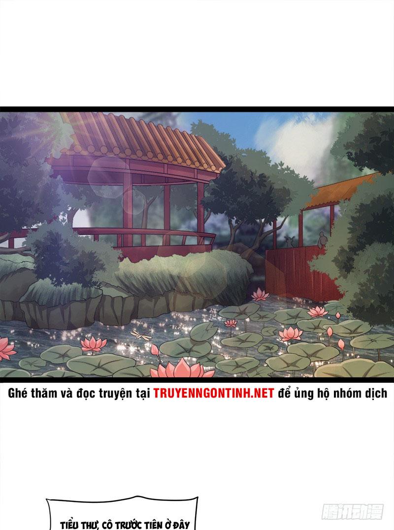 Niết Bàn Chi Phượng Nhan Lâm Ca chap 3 - Trang 17
