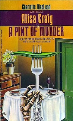 cover of A Pint of Murder by Alisa Craig
