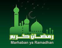SMS ucapan selamat menyambut bulan Ramadhan