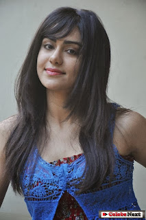 Actress Adah Sharma Latest Pictures at Heart Attack Movie Interveiw  0002