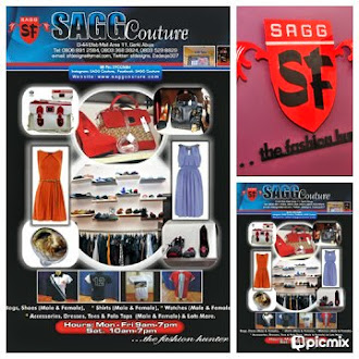SAGG COUTURE (CLICK TO VIEW)