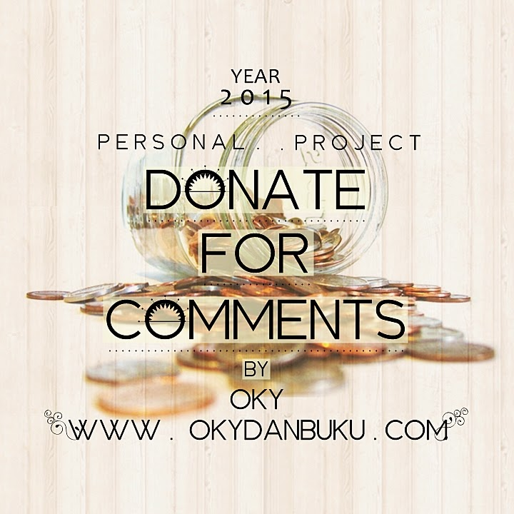 Donate for Comments 2015