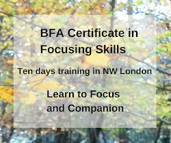 Please click below for information about Focusing and training