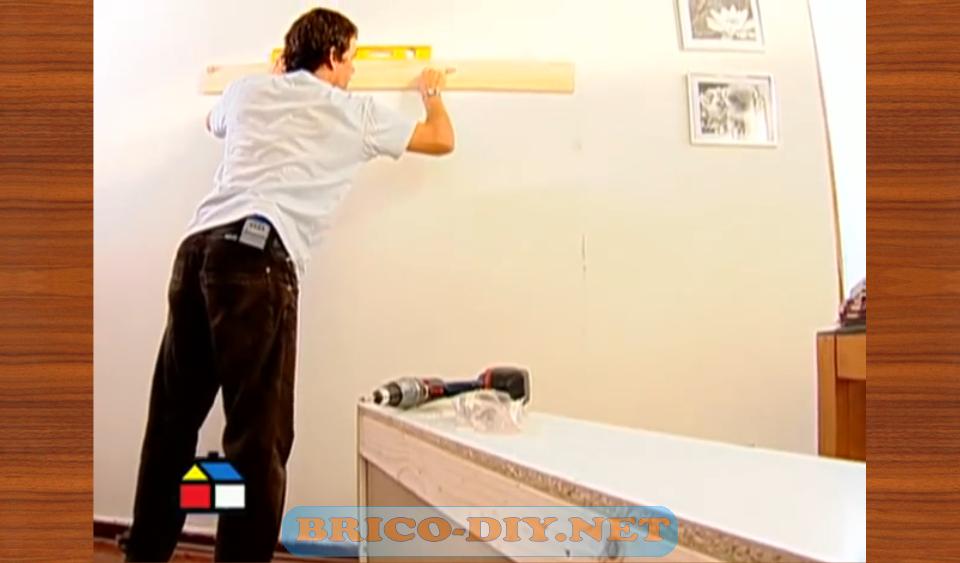 Como Fijar muebles de melamina para cocina alacena alta | Web del ...