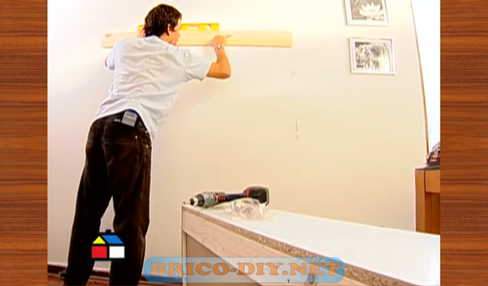 Como fijar muebles de melamina para cocina alacena alta for Disenos de muebles de cocina colgantes