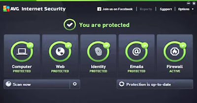 Download AVG Internet Security 2015 Full License
