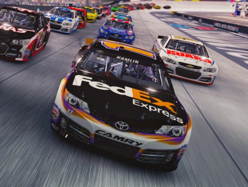Download NASCAR '14 For PC Racing Games Full Crack