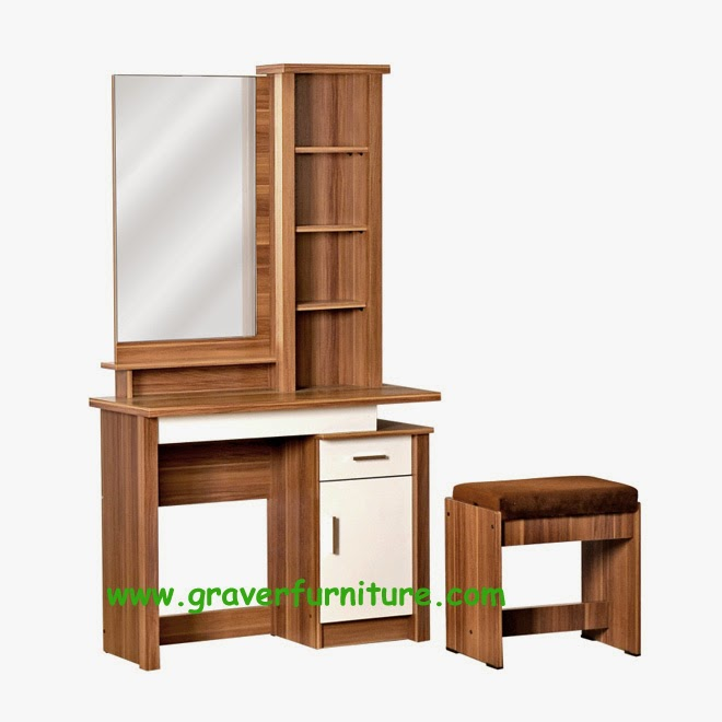 Meja Rias DT 125 Benefit Furniture