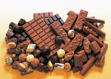 вкусные шоколадки