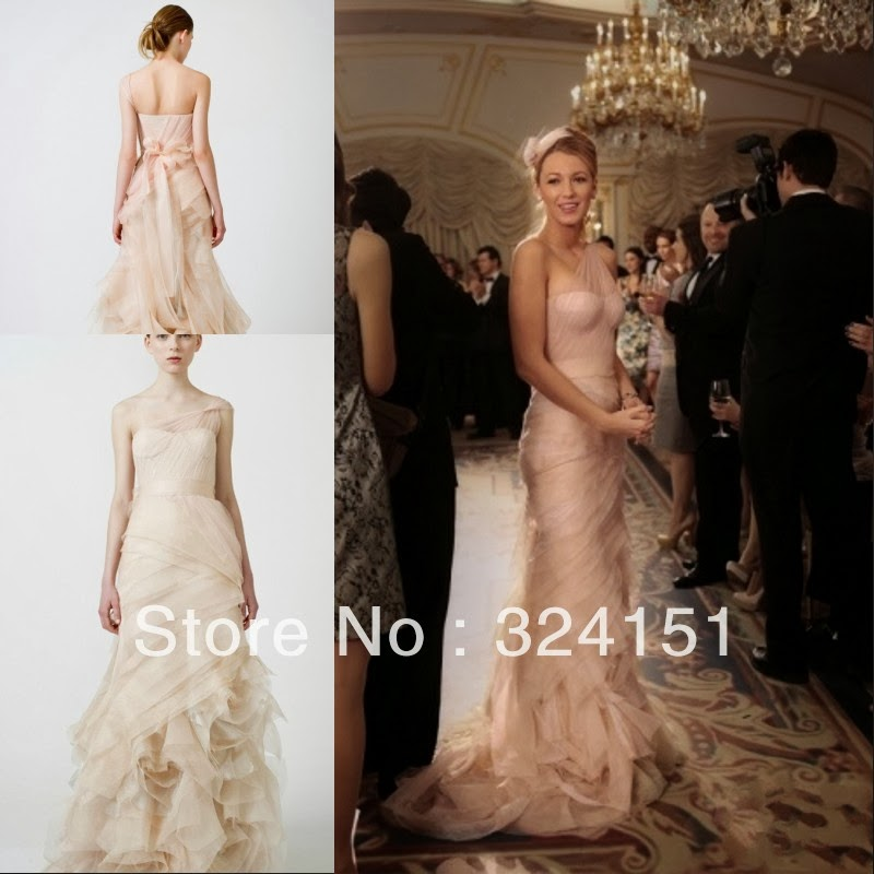 Blair waldorf wedding dress elie saab cost for Wedding dress blair waldorf