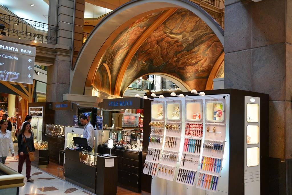 Galerias Pacifico Buenos Aires