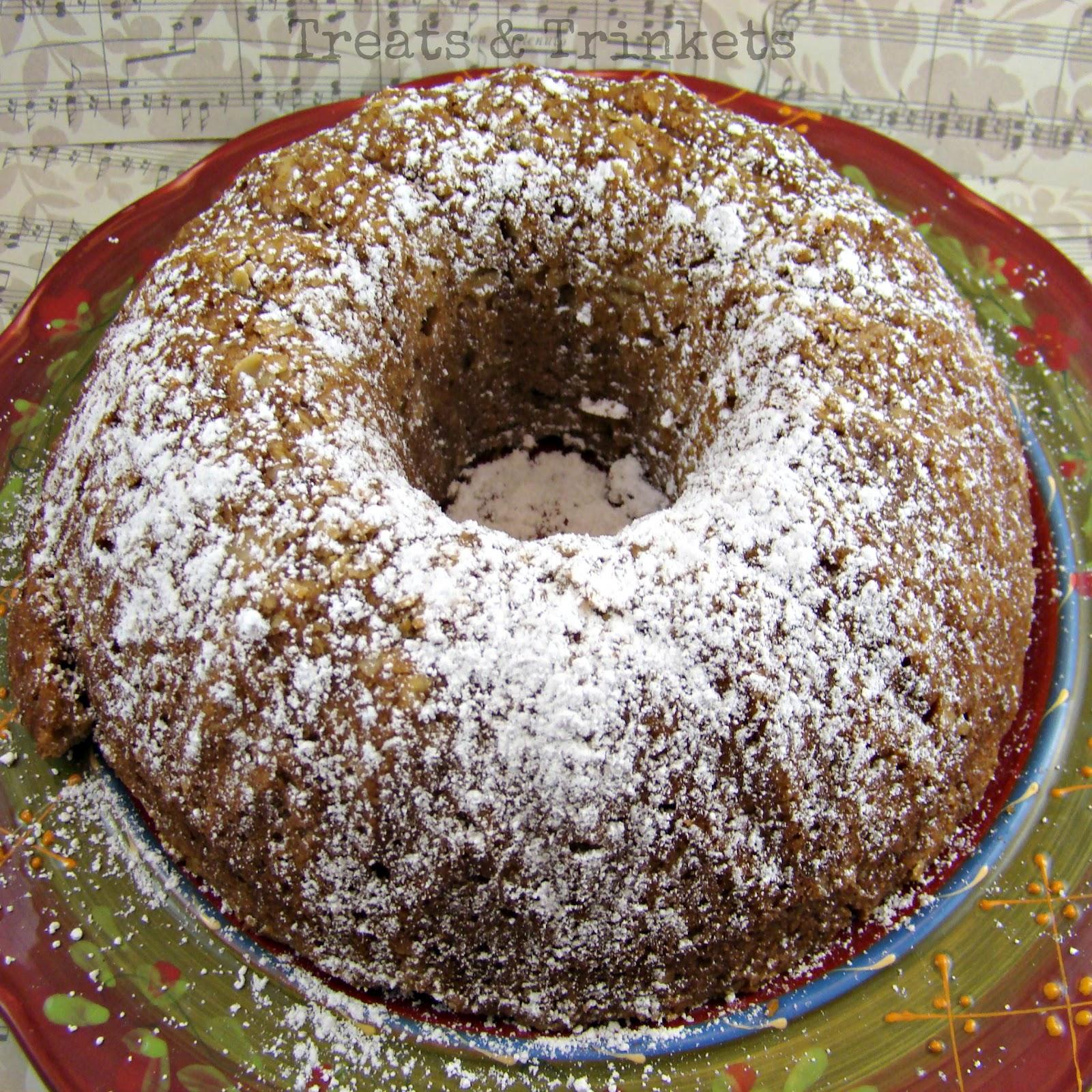 Applesauce Cake Recipe Uk