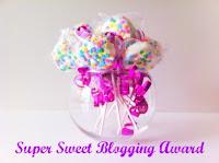 Premio Super Sweet Blogging e The Versatile Blogger Award