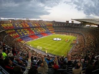 Stadion Nou Camp, FC Barcelona slike besplatne pozadine za mobitele