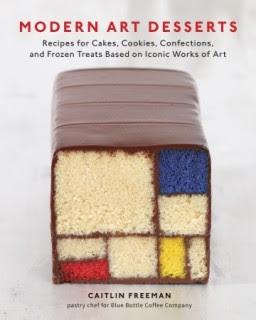 Livre Modern Art Desserts - San Francisco Museum of Modern Art