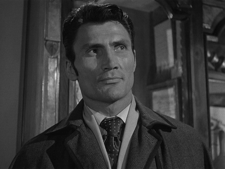 Man In The Attic Starring Jack Palance