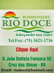 DOCES, SALGADOS E BEBIDAS:
