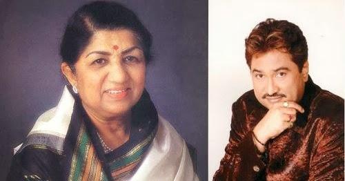 Kumar Sanu And Lata Mangeshkar Songs Lyrics