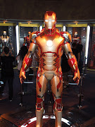 Iron Man 3 Mark XLII suit. In addition to this fullsize Iron Man 3 suit .