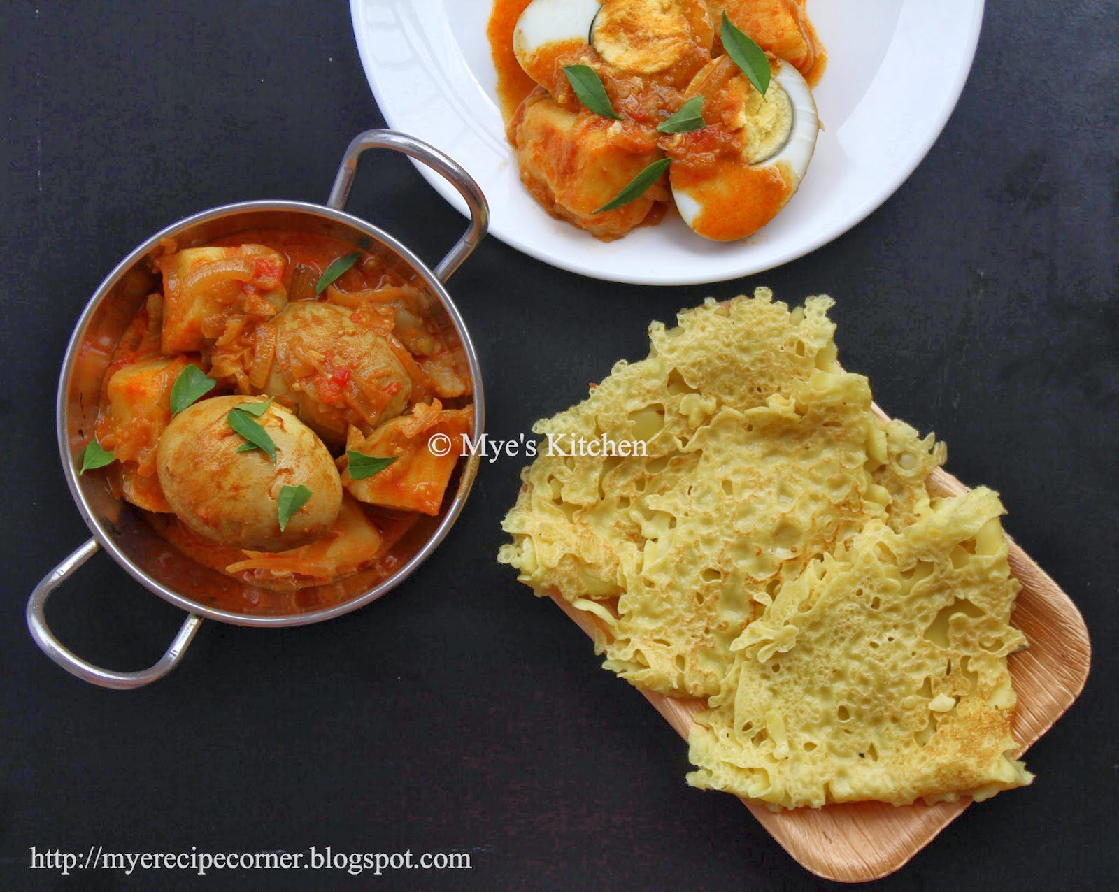Roti Jala And Malaysian Curry Chicken Recipes — Dishmaps