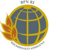 logo bpn badan pertanahan nasional