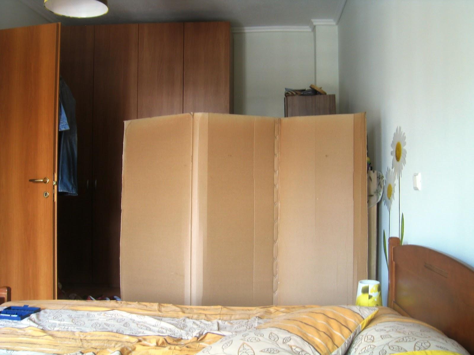 Diy room divider bisozozo for Diy room separator