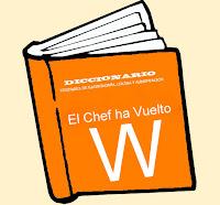 Diccionario Culinario. (W)
