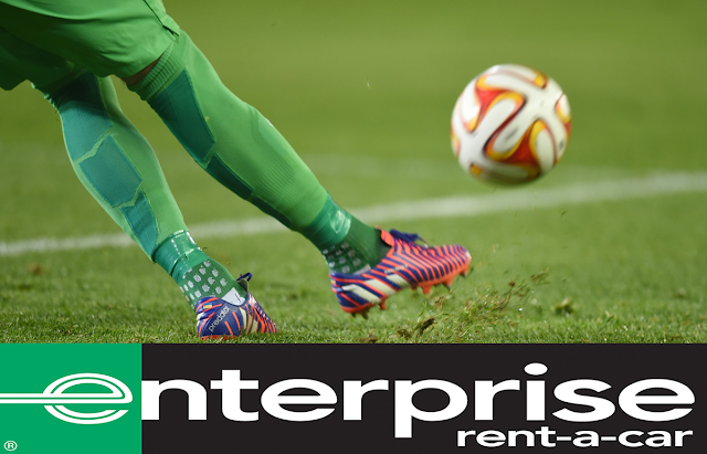 Enterprise Rent-A-Car se incorpora a la Europa League