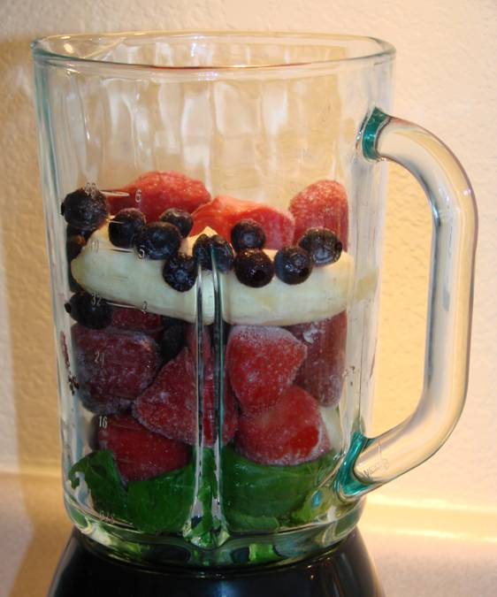 what makes fruit healthy healthy smoothie recipes with spinach and fruit