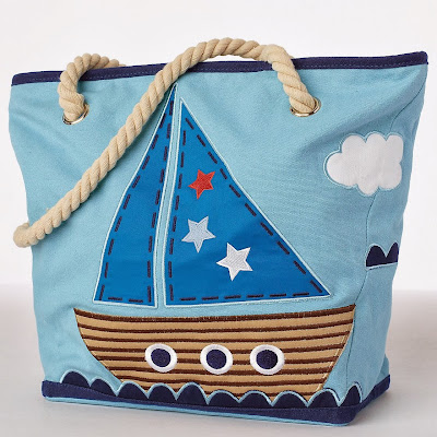 The Company Store maritime tote