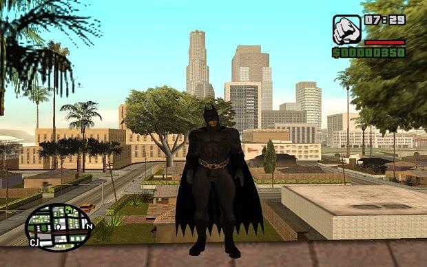 GTA Batman For PC Free Download Full Version
