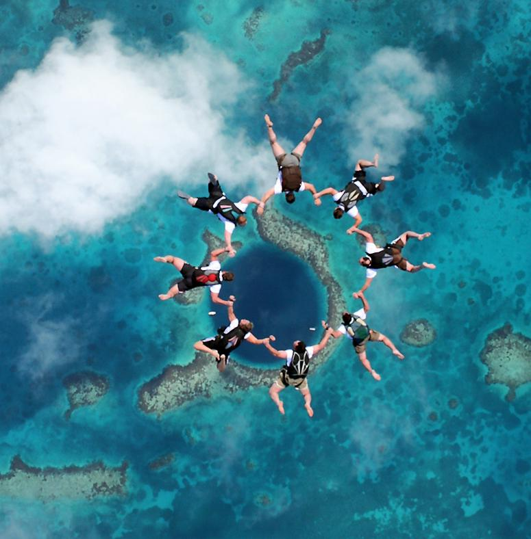 Great blue hole belize diving apologise