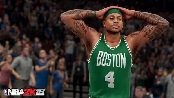 NBA 2K16 PC Full Español