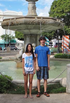 Alex and Sabrina Torres