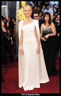 Oscars 2012 Gwyneth Paltrow in Tom Ford