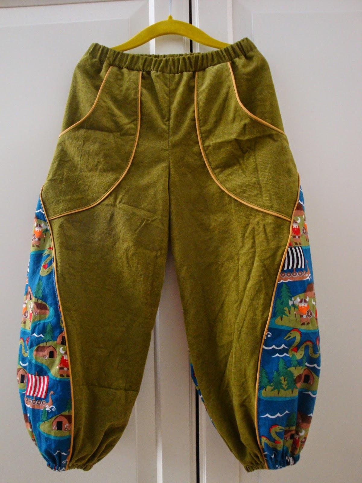 Onion 20022 bukser med lommer