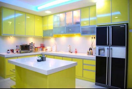Lighting Under The Kitchen Cabinets Modern Kitchen