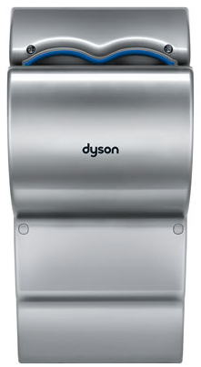 Dyson Airblade: built to last and saves energy too