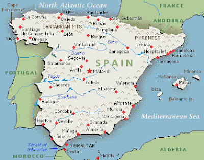 Spain Tourist Destinations