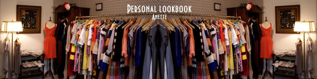 Personal lookbook