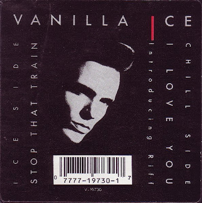 Vanilla Ice – I Love You / Stop That Train (Promo CDS) (1991) (320 kbps)