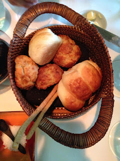 bread basket at press
