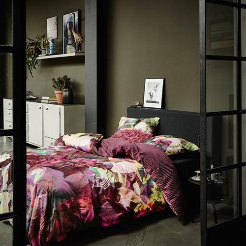Wonenonline dit zijn d dekbedovertrek trends voor najaar 2015 - Trend schilderij slaapkamer ...