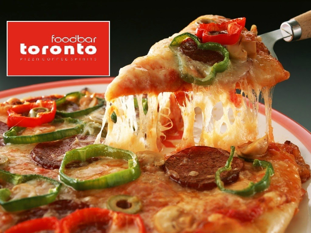 Toronto Pizza Volos - Delivery Pizza